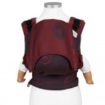 Nosidełko Fidella - Fusion - Outer Space Ruby Red - Baby