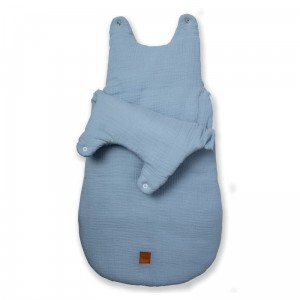 Hi Little One - śpiworek NEWBORN BABY BLUE TOG 3,5 wiek 0 m+