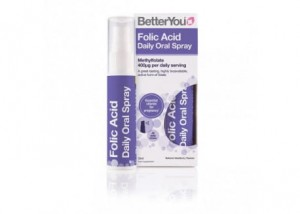 BetterYou Kwas foliowy w sprayu (25 ml)
