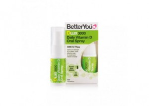 BetterYou Witamina D w sprayu DLUX 3000 (15 ml)