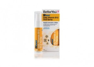 BetterYou Boost Witamina B12 w sprayu (25 ml)