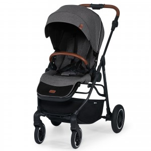 Kinderkraft wózek spacerowy ALL ROAD ash grey