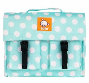 Tornister Tula - Mint Candy Dots