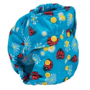 Otulacz Smart Bottoms - Little Lady Bugs - OS